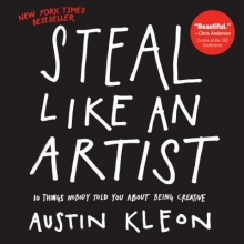 Cover for Steal like an Artist
