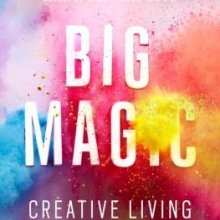 Cover for Big Magic
