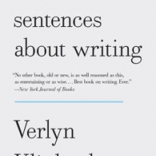 Cover for Several Short Sentences about Writing