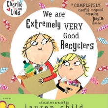 Cover for We are Extremely Good Recyclers