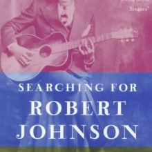 Book cover for Searching for Robert Johnson