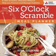 Cover of The Six O'Clock Scramble Meal Planner
