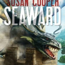 book cover for Seaward by Susan Cooper