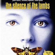 Silence of the Lambs DVD Cover