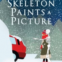 Cover for The Skeleton Paints a Picture