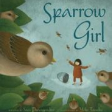 Cover for Sparrow Girl