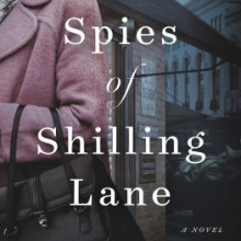 Cover for The Spies of Shilling Lane