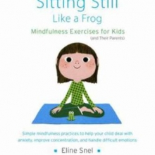 Cover for Sitting Still like a Frog