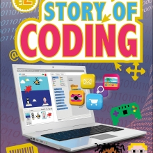 The Story of Coding book cover