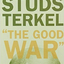 Book Cover of The Good War