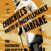 Churchill's Ministry of Ungentlemanly Warfare cover