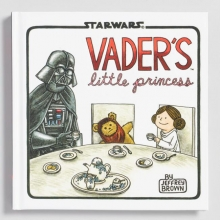Cover for Vader's Little Princess