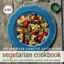 Cover of The American Diabetes Association Vegetarian Cookbook