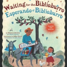 waiting for biblioburro