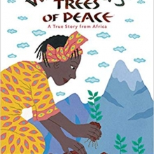 Cover for Wangari's Trees of Peace