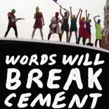 Words Will Break Cement Book Cover