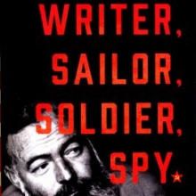 Writer, Sailor, Soldier, Spy cover