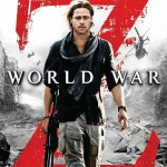 World War Z DVD cover