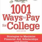 1001 ways to pay for college cover
