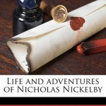 Nicholas Nickelby book cover