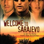 Welcome to Sarajevo movie poster