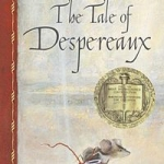 cover of tale of desperaux