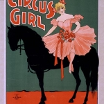 The Circus Girl poster
