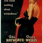 Movie poster for The Lady from Shanghai