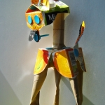 Deer Hand Puppet by Mary Ann Enriquez