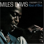 Miles Davis Kind of Blue Album Cover