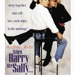Canadian poster for When Harry Met Sally...