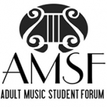 Adult Music Student Forum