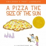 A Pizza the Size of the Sun book cover