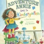 "Book cover of ""Adventure Annie"""