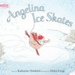 """Angelina Ice Skates"" book cover"