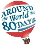 Around the World in Eighty Days logo