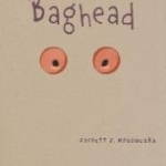 """Book cover for """"Baghead"""" book"""
