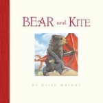 """""""Bear and Kite"""" book cover"""