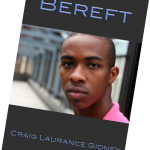 Cover image of Craig Laurance Gidney's Young Adult novel Bereft