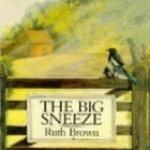 """""""The Big Sneeze"""" book cover"""