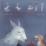 """DC Public Library Catalogue Link to """"The Bremen Town Musicians"""" by Zwerger book"""