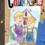 """""""Cahoots"""" book cover"""