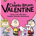 """A Charlie Brown Valentine"" DVD cover"