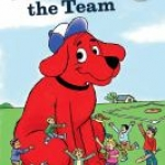 """""""Clifford Makes the Team"""" book cover"""