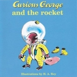 """Curious George and the Rocket"" book cover"