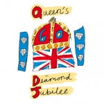 The Official Diamond Jubilee Logo
