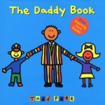 "DCPL Catalogue Link to ""The Daddy Book"" by Todd Parr"