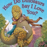 how do dinosaurs say i love you cover