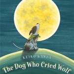 """""""The Dog who Cried Wolf"""" Book Cover"""
