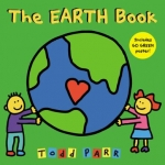 "DC Public Library Catalogue Link to 'The Earth Book"" by Todd Parr"